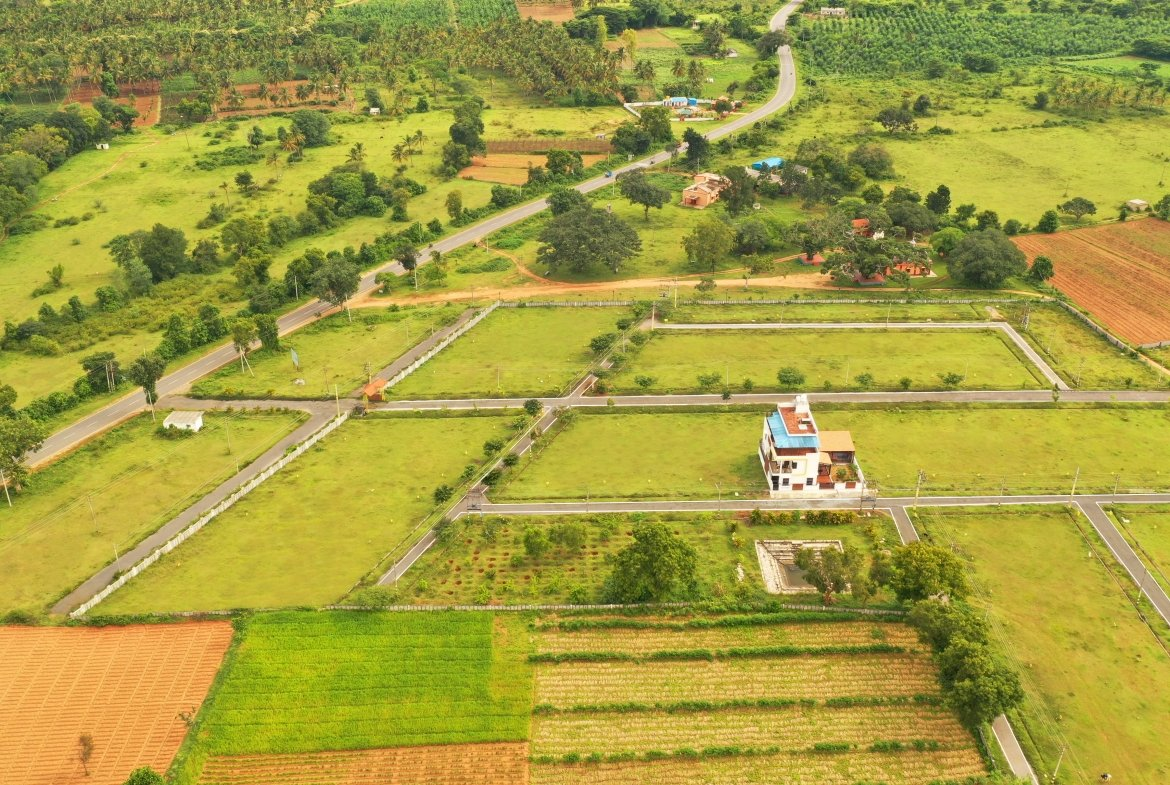 Herbal Village Phase III Completed Project By GSS Projects Mysore