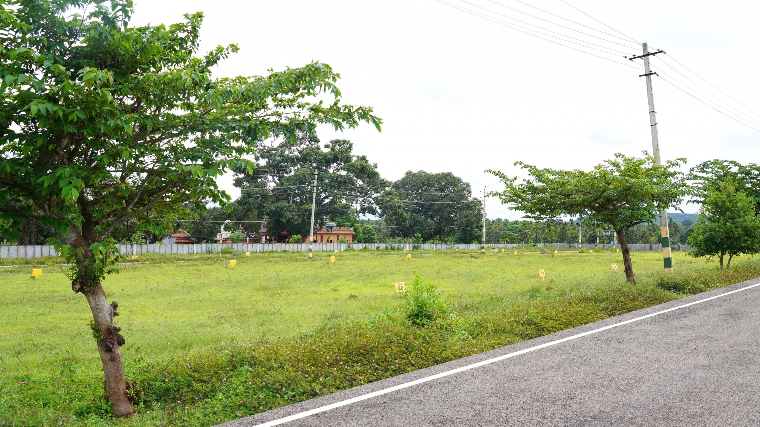 Herbal Village DTCP Approved Sites In Mysore
