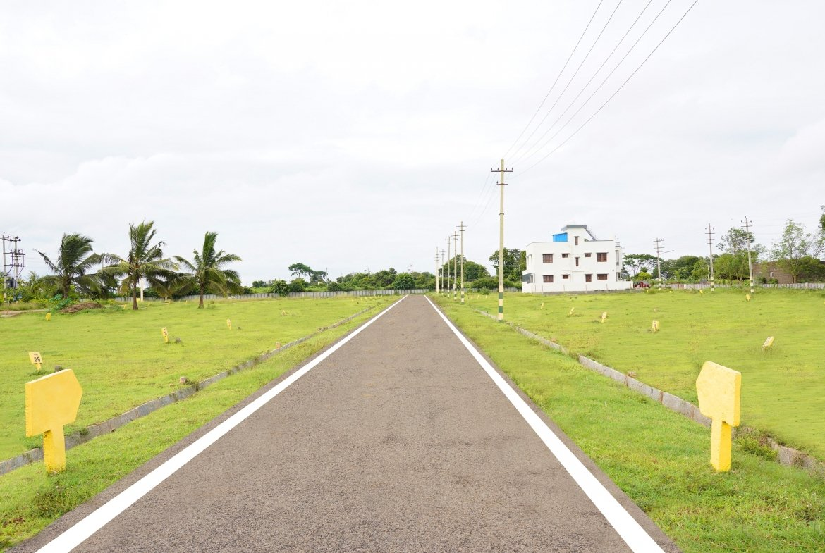 Herbal Village Plots For Sale In Mysore By GSS Projects