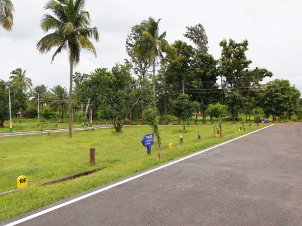 Spurthy Shelters Sites For Sale In Mysore By GSS Projects