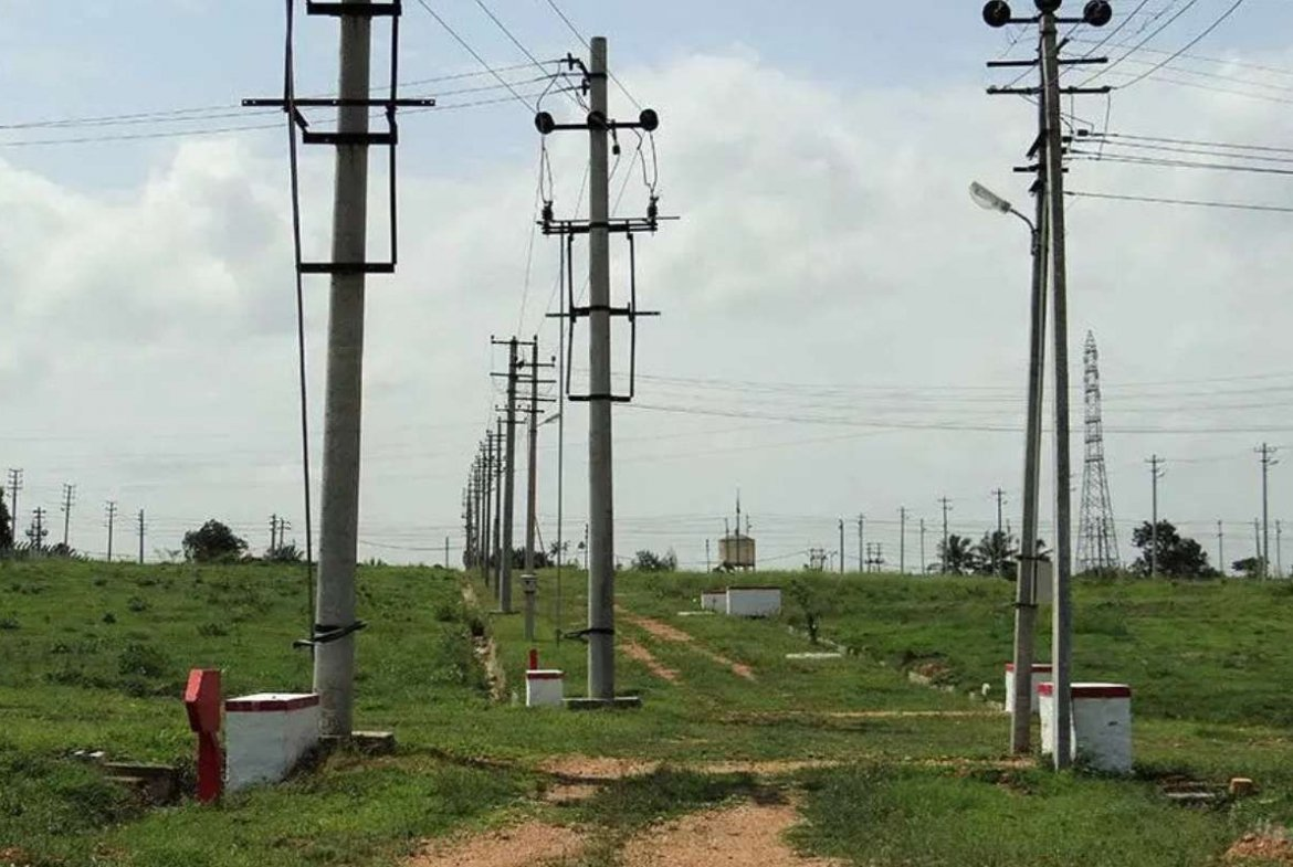 Chamundi Township Amenities - Well Connected Roads, Electricity Connectivity, Drainage Connection, Parks