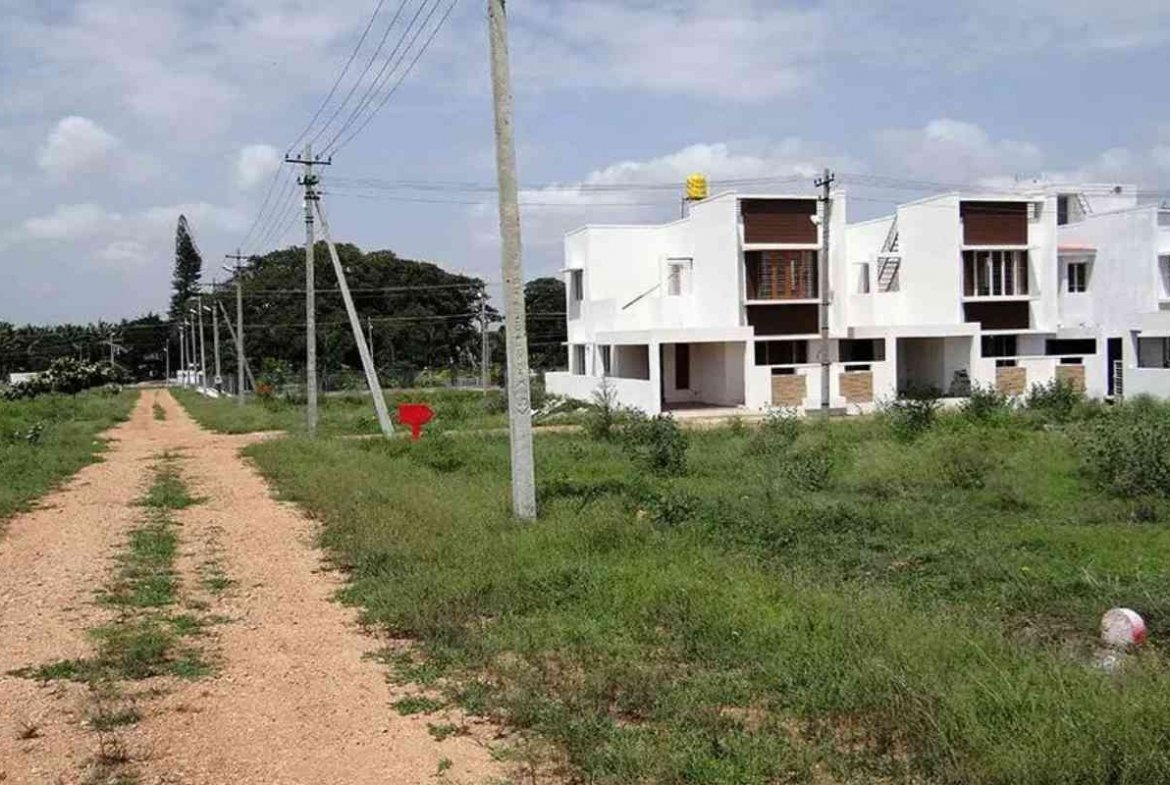 Chamundi Township Amenities Provided - Park, Electricity Connectivity, Well Connected Roads, Drainage Connection - Project By GSS Projects Mysore