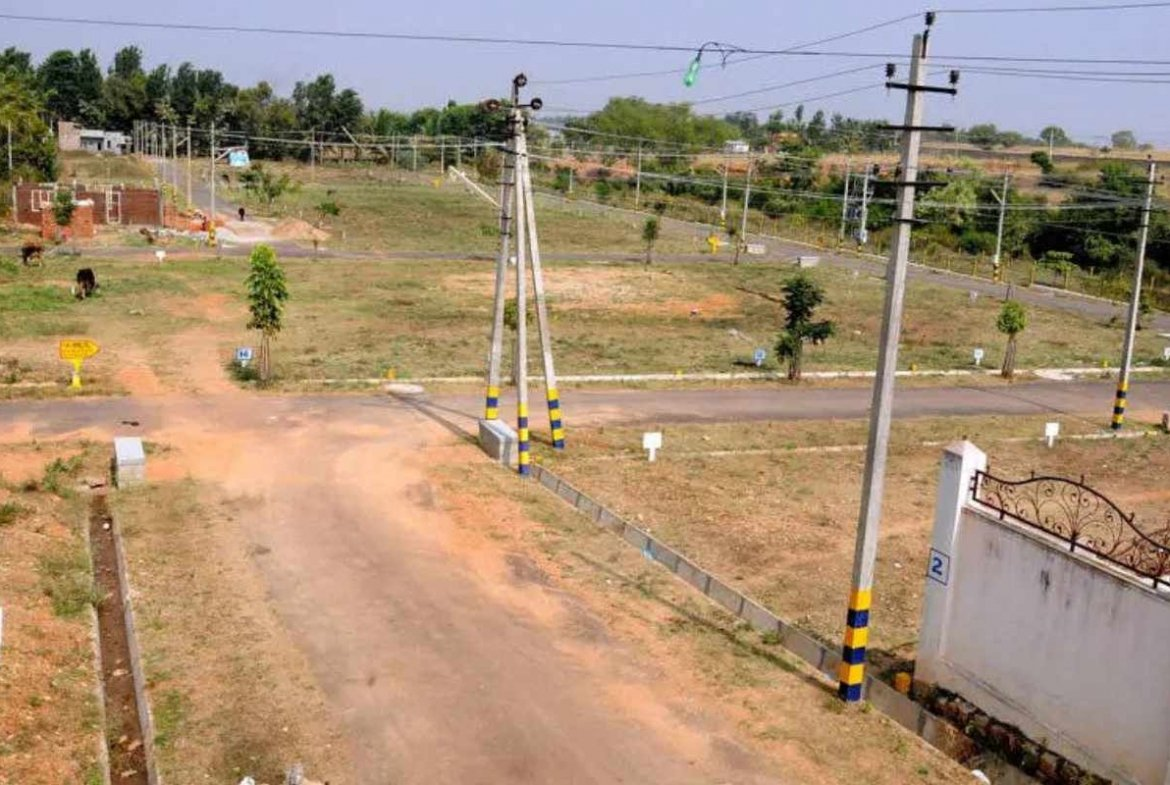 Pruthvi Sites In Mysore Initiated By GSS Projects