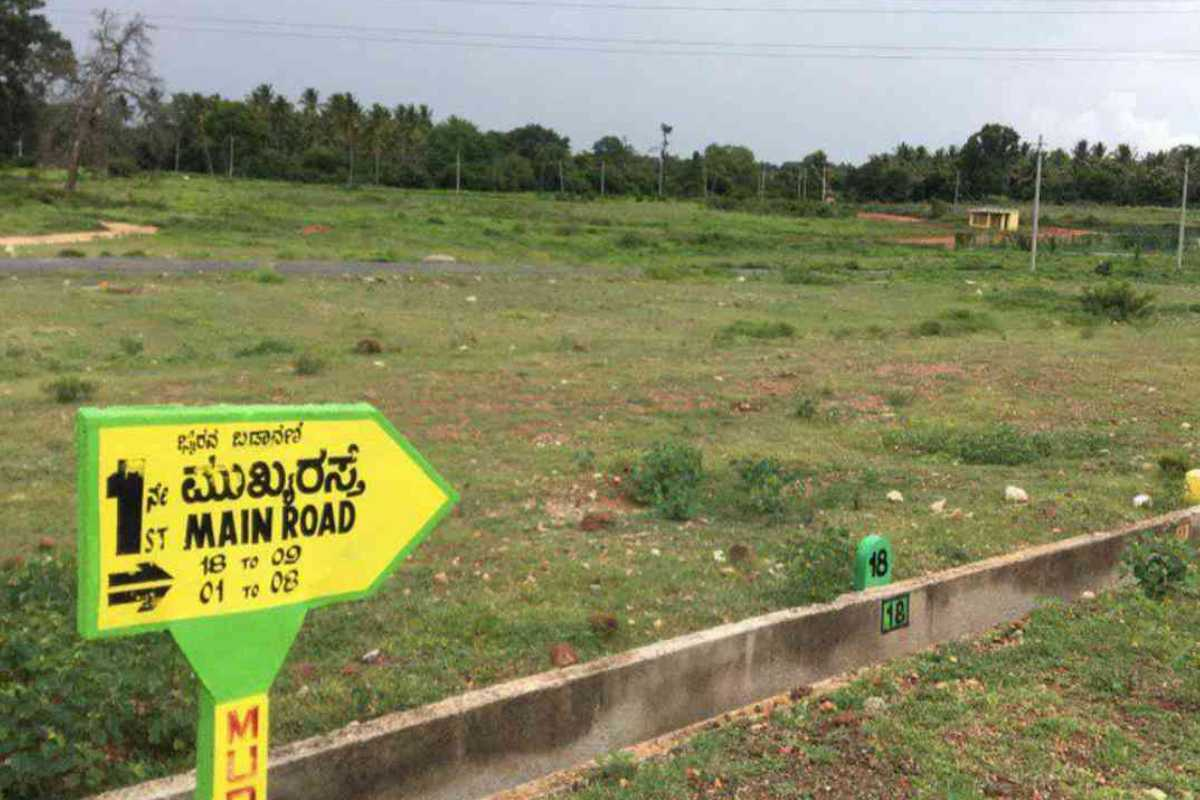 Bhairava MUDA Approved Sites In Mysore By GSS Projects