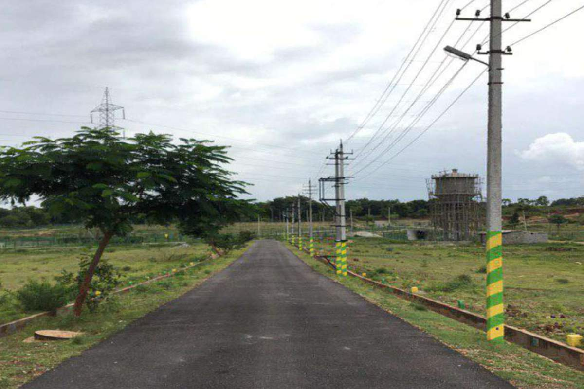 Bhairava- Ongoing Projects In Mysore By GSS Projects