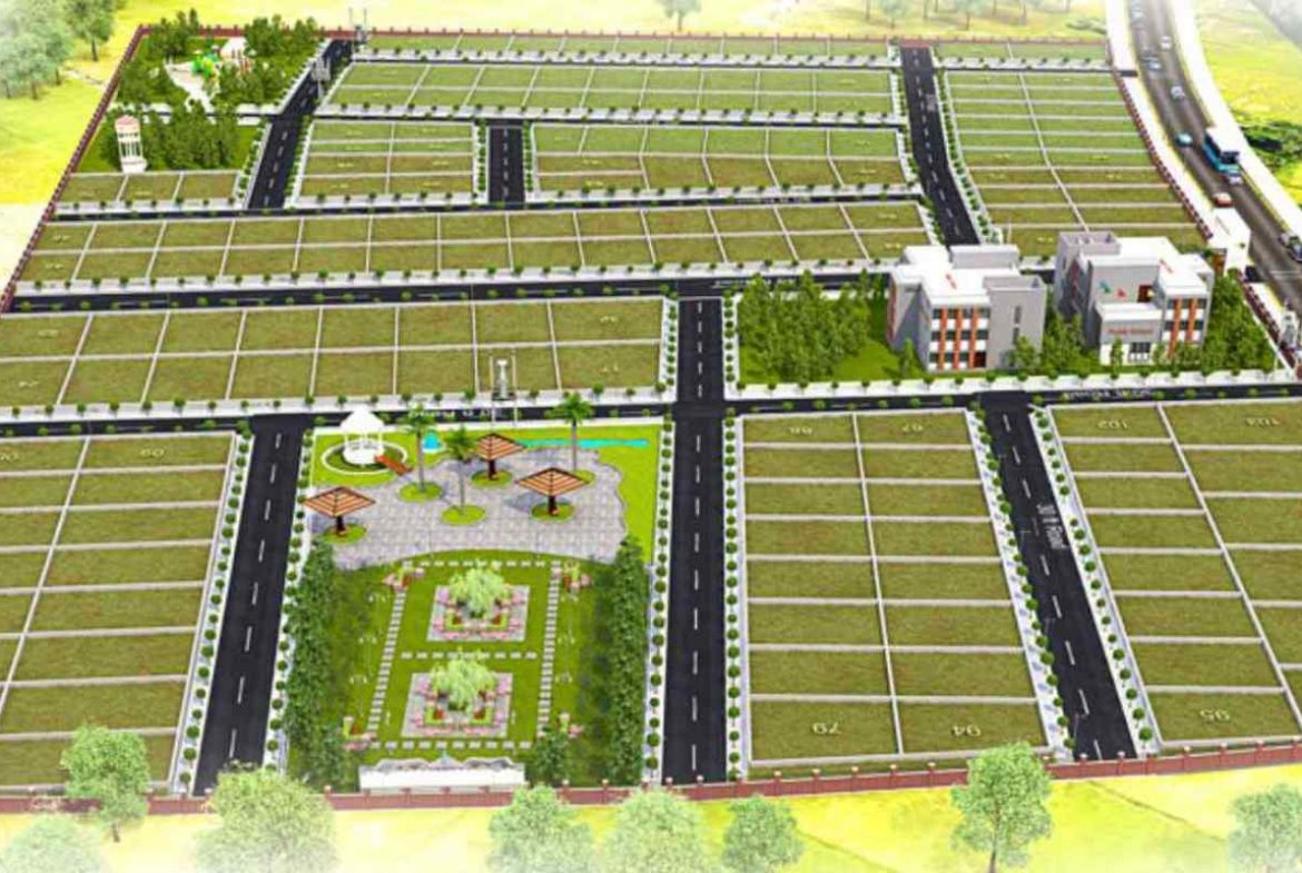 Amrita Coco Shelters Phase I Plots For Sale In Mysore By GSS Projects