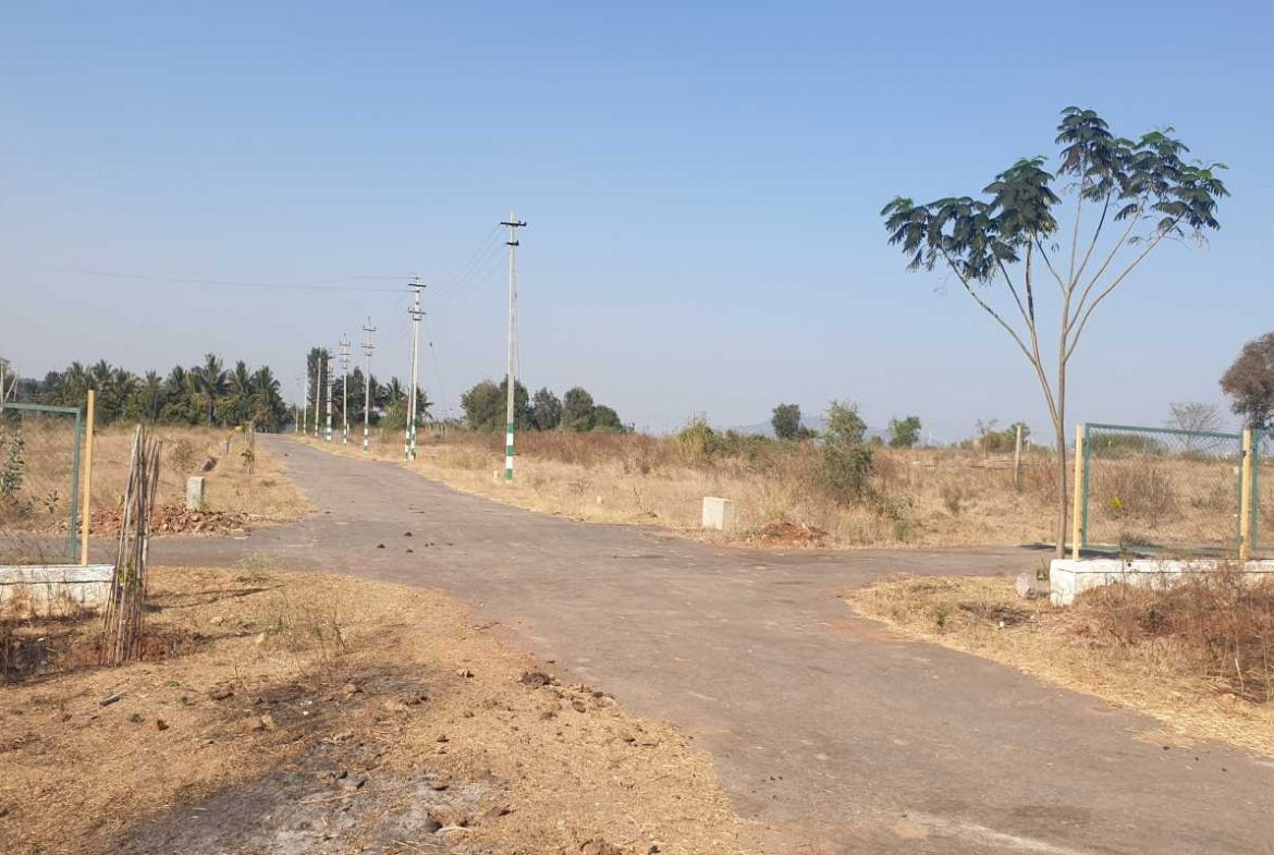 RERA Registered Sites For Sale In Mysore -Amrita Coco Shelters Phase I By GSS Projects