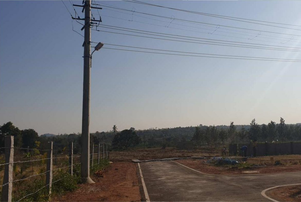 Herbal Village Phase III Amenities Provided Are Asphalted Roads, Electricity Connection, Drainage Facilities