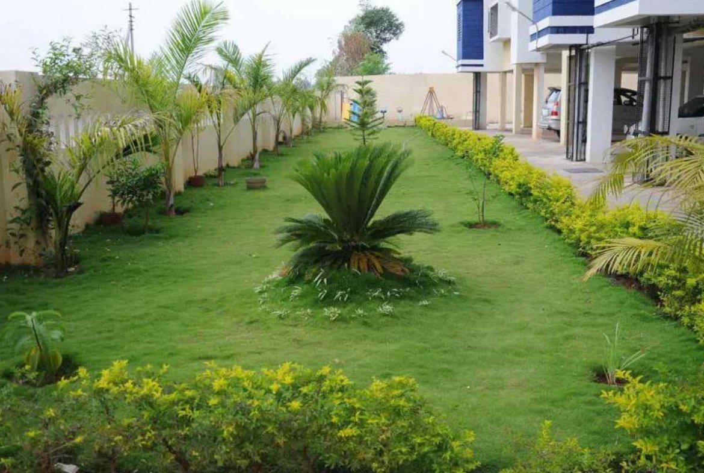 Abhyodaya Apartments Amenities Park - By GSS Projects Mysore