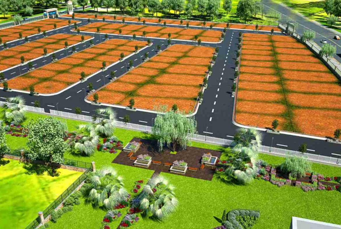 Herbal Habitat 3D View- Initiated By GSS Projects