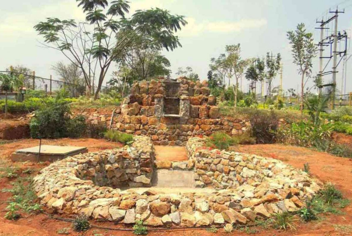 Herbal Habitat Amenities-Park By GSS Projects Mysore