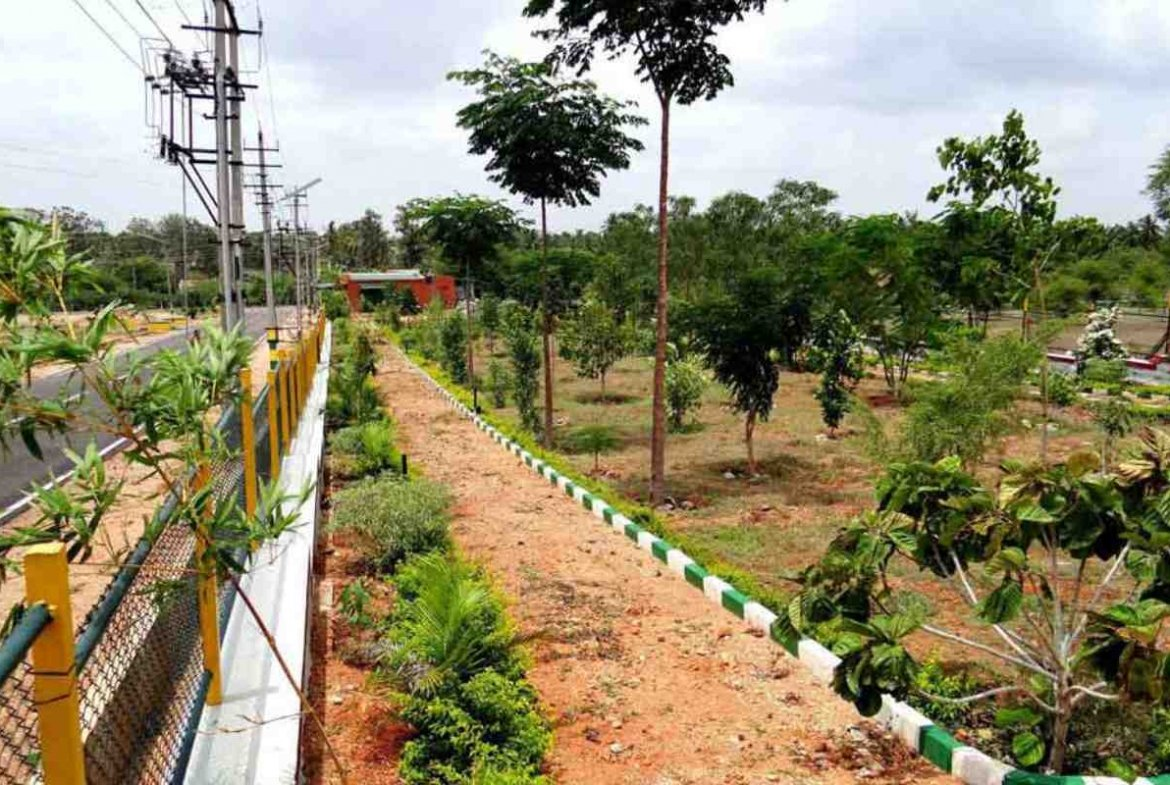 Herbal Habitat- Sites In Mysore By GSS Projects