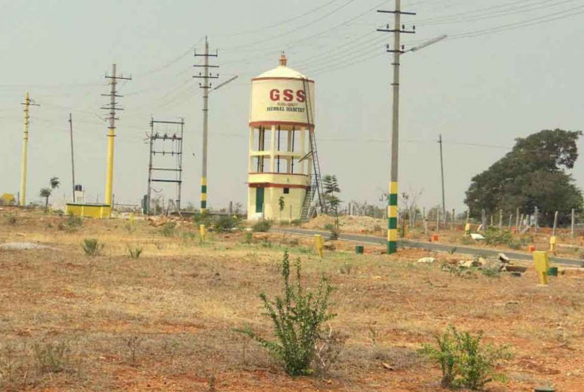 Herbal Habitat Plots In Mysore By GSS Projects