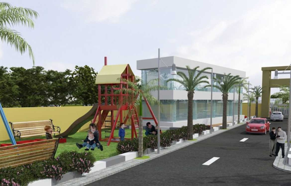 Herbal Nature Amenities- The Asphalted Roads, Electricity Connectivity, Park, Drainage Facility