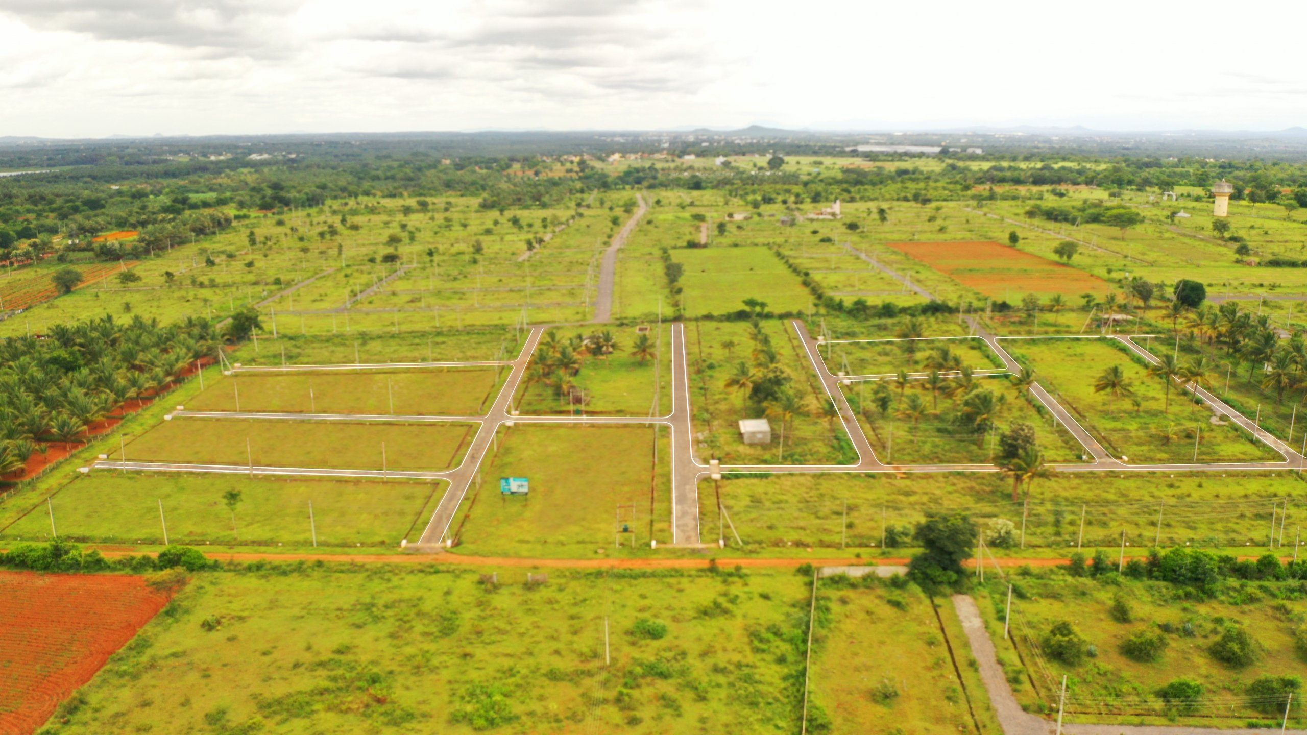 Amrita Coco Shelters Phase 2 RERA Registered Sites In Mysore By GSS Projects