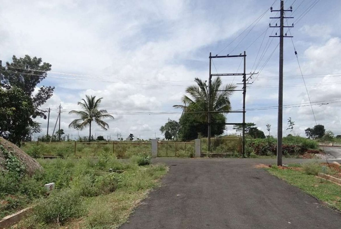 Amrita Coco Shelters Phase 2 - DTCP Approved Plots For Sale In Mysore By GSS Projects