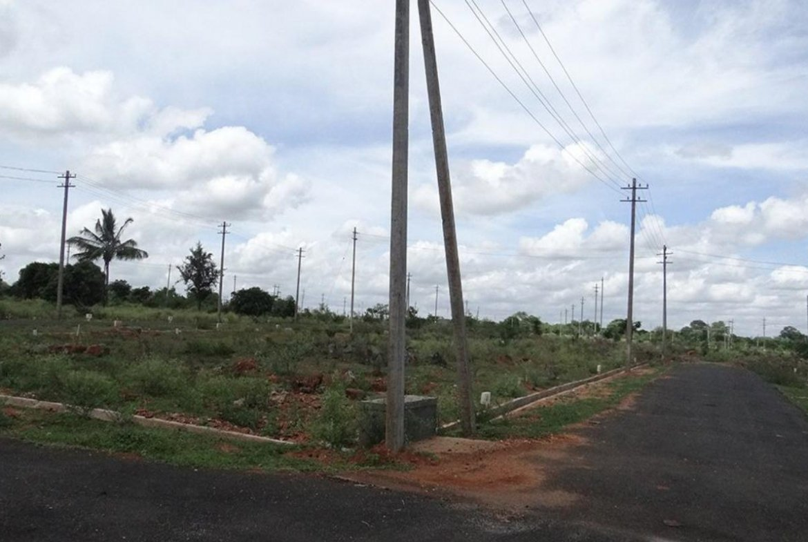 DTCP Approved Plots For Sale In Mysore By GSS Projects at Amrita Coco Shelters Phase 2
