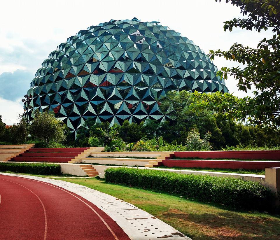Infosys Mysuru Campus-Sites in Mysore