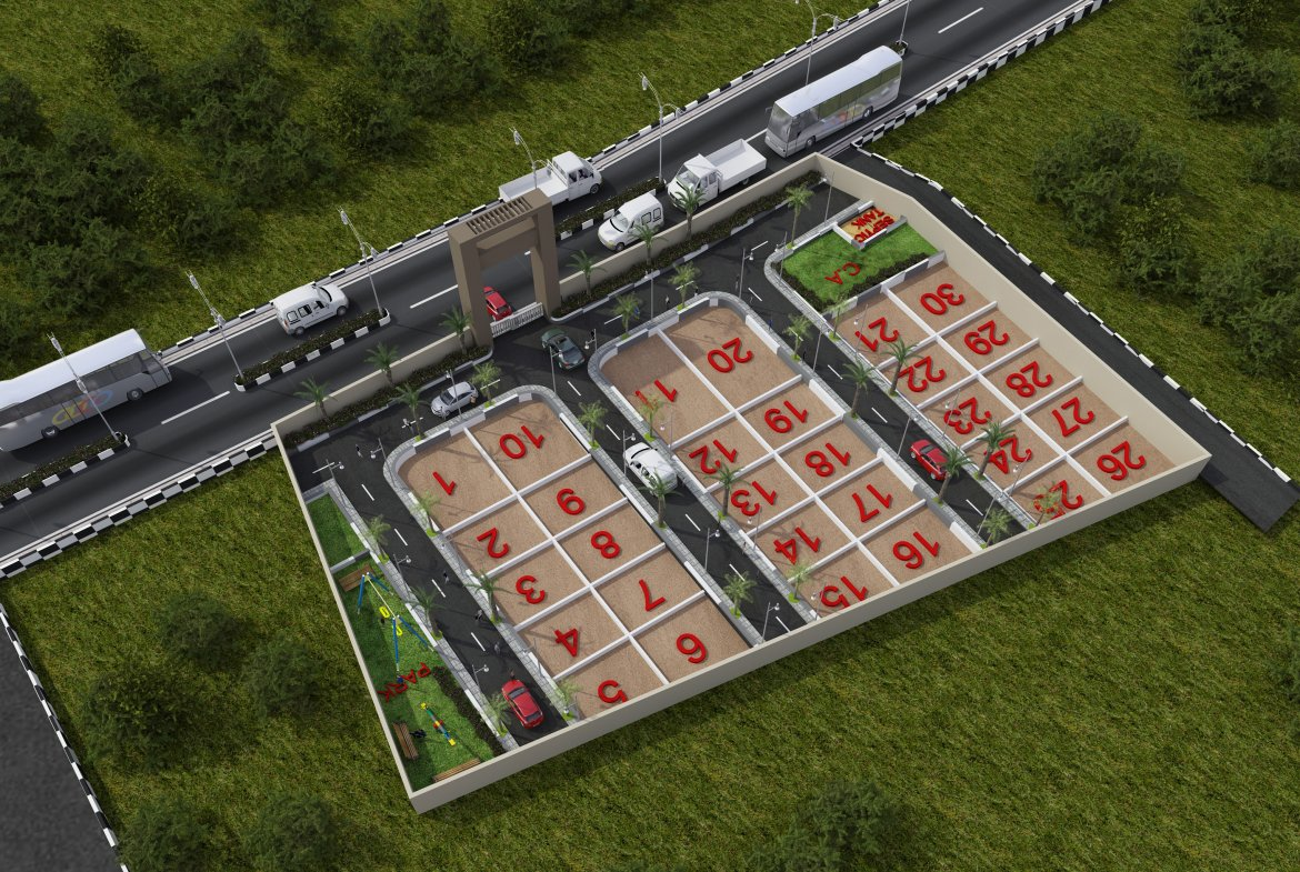 Herbal Sindhu by GSS Projects- DTCP Approved Plots In Mysore