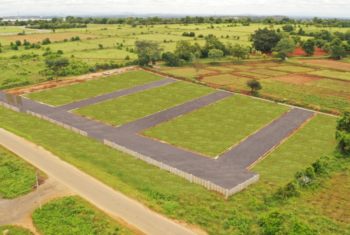 Herbal Sindhu DTCP Approved Sites Near Airport